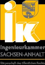 Ingenieurkammer Sachsen-Anhalt Logo